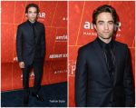 Robert Pattinson  In DiorMen by Kim Jones  @ amfAR Los Angeles 2018 Gala