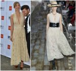 Rosamund Pike In Christian Dior  @ 'A Private War' Mill Valley Film Festival Premiere