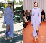 Rosie Huntington-Whiteley In Ellery  @  Extra