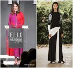 Sandra Bullock  In Prabal Gurung  @  2018 ELLE Women in Hollywood Celebration