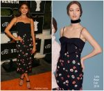 "Sarah Hyland  In Lela Rose @  ""No Kid Hungry""  Dinner In  Los Angeles"