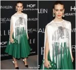 Sarah Paulson In Calvin Klein  @ ELLE's 25th Annual Women In Hollywood Celebration