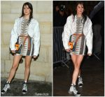 Shailene Woodley In  Louis Vuitton  @ Louis Vuitton Spring/Summer 2019