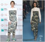 Sigourney Weaver in Off-White @  13th Rome Film Festival Photocall