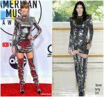 Taylor Swift in Balmain @  2018 American Music Awards