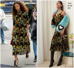 Thandie Newton In Fendi  @ Build Series