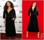 Thandie Newton In Fendi  @ 'Liyana' New York Premiere
