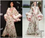 Tracee Ellis Ross In Giambattista Valli Couture  @ 2018 InStyle Awards