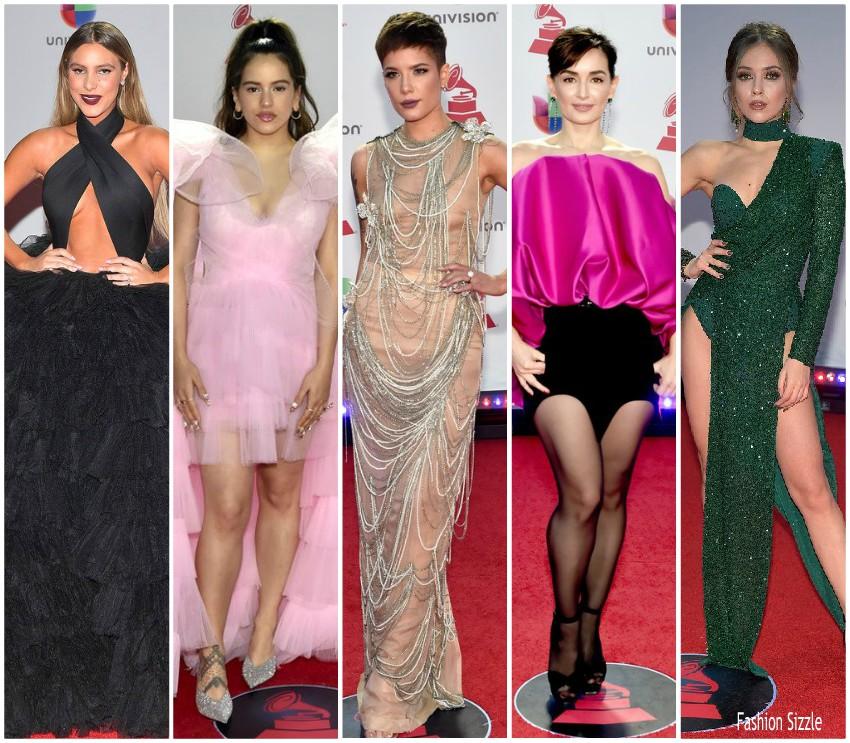 2018 latin grammys in las vegas fashionsizzle 2018 latin grammys in las vegas