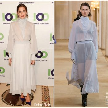 allison-williams-in-nina-ricci-100-women-in-finance-17th-annual-fundraising-gala