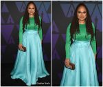 Ava DuVernay in Prada @  2018  Governors Awards