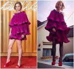Bella Heathcote In Romance Was Born  @ Cartier Precious Garage Party