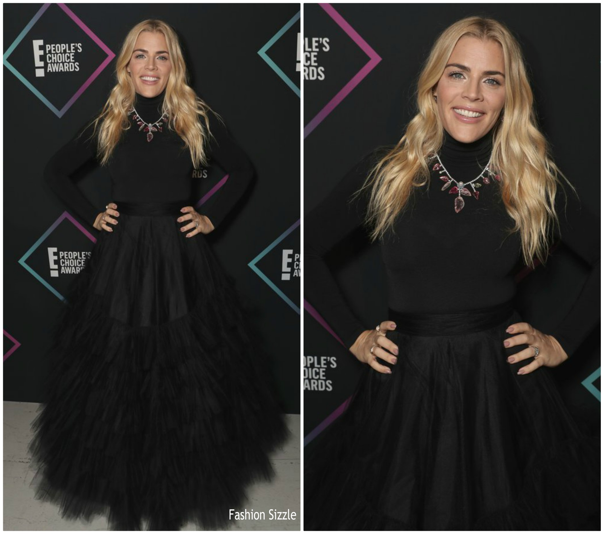 busy-philipps-in-chriatian-siriano-2018-e-peoples-choice-awards