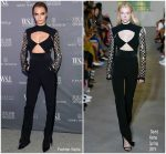 Cara Delevingne In David Koma  @ WSJ. Magazine 2018 Innovator Awards