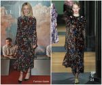 Carey Mulligan In Erdem  @ 'Wildlife' Paris Premiere