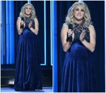 Carrie Underwood  In Richie Bondoc  @ 2018 CMA Awards
