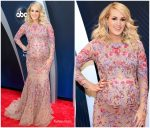 Carrie Underwood In Uel Camilo  @ 2018 CMA Awards