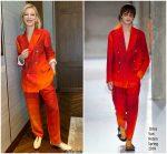 Cate Blanchett In Dries Van Noten  Promoting IWC Schaffhausen Watches in Shanghai