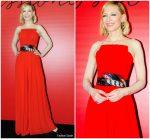 Cate Blanchett In Giorgio Armani  @ Armani Si Passione Perfume Event