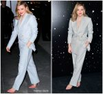 Chloe Grace Moretz In Dior Men  @ 2018 Museum Of Modern Art Film Benefit: A Tribute To Martin Scorsese