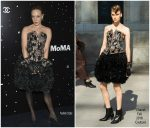 Chloe Sevigny In Chanel Haute Couture  @ 2018 Museum Of Modern Art Film Benefit: A Tribute To Martin Scorsese