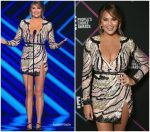 Chrissy Teigen In Zuhair Murad  @ 2018 E! People's Choice Awards