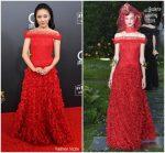Constance Wu  In Rodarte  @ 2018 Hollywood Film Awards