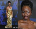 Danai Gurira  In Vivienne Westwood Couture  @ 2018  Governors Awards