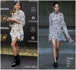 Dua Lipa In  Christopher Kane @  2018 Bambi Awards