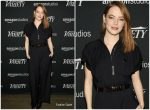 Emma Stone in Louis Vuitton @ Variety's Actors on Actors