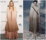 Gwyneth Paltrow In Christian Dior Haute Couture  @  Guggenheim International Gala