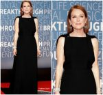 Julianne Moore in Prada @ 2019 Breakthrough Prize Ceremony