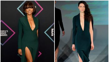 kat-graham-in-chalayan-peoples-choice-awards-2018