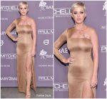 Katy Perry  In Cushnie  @ 2018 Baby2Baby Gala