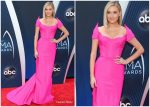 Kelsea Ballerini In Zac Posen  @  2018 CMA Awards