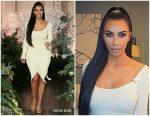 Kim Kardashian In Vintage  Jean Paul Gaultier @ Ellen Show