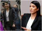 Kourtney Kardashian Meets With Congress For Cosmetics Reform
