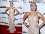 Lady Gaga In Azzedine Alaïa  @ 32nd American Cinematheque Award Presentation Honoring Bradley Cooper