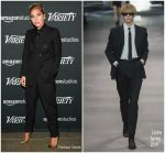 Lady Gaga In Celine @ Variety's Actors on Actors Awards Studio, Day 1