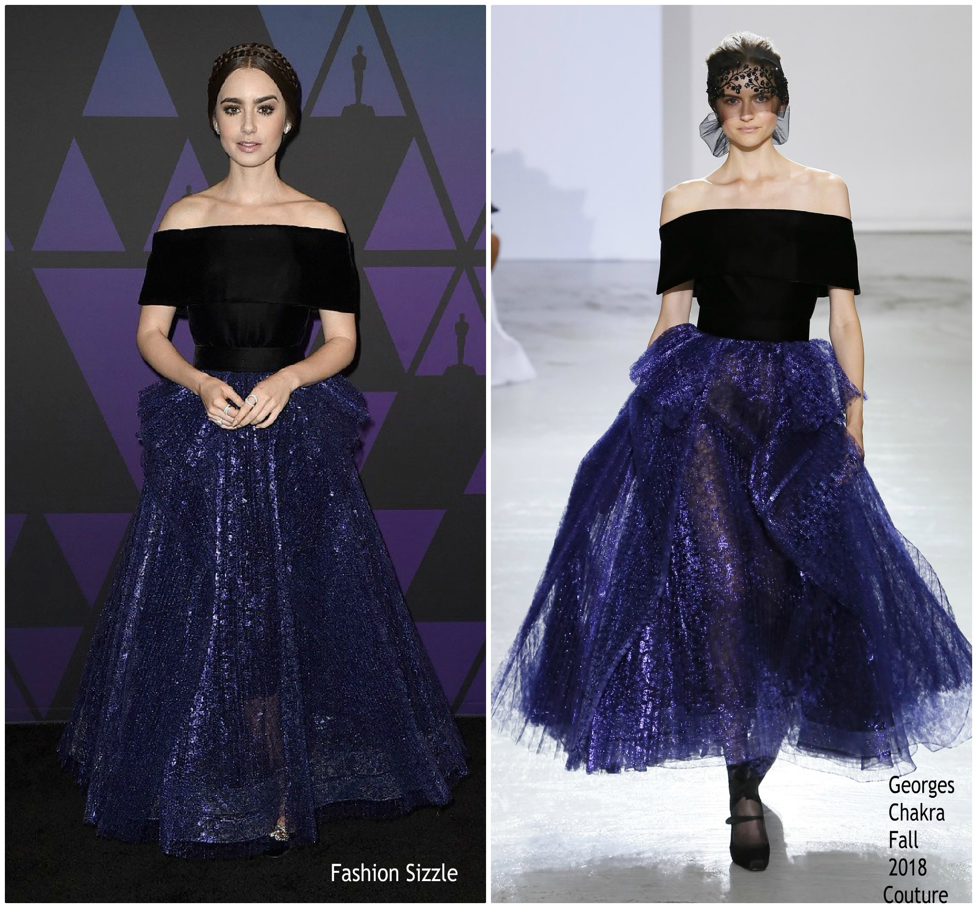 lily-collins-in-georges-chakra-couture-2018-governors-awards
