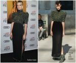Margot Robbie In Chanel Haute Couture  @ AFI FEST 2018 Closing Night World Premiere Gala Screening Of 'Mary Queen Of Scots'