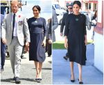 Meghan, Duchess of Sussex In Stella McCartney  @ Te Papaiouru Marae Visit