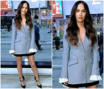 Megan Fox In Jonathan Simkhai  @ Extra