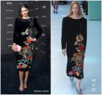 Miranda Kerr  In Gucci  @ 2018 LACMA Art + Film Gala