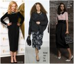 Nicole Kidman In Michael Kors Collection  @ 'A Life In Pictures' Photocall