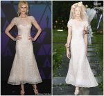 Nicole Kidman In Rodarte @ 2018  Governors Awards