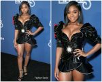 Normani  In   Raisa & Vanessa  @  2018 Soul Train Awards
