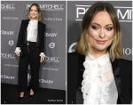 Olivia Wilde  In  Givenchy @  2018 Baby2Baby Gala