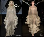 Rita Ora In Iris van Herpen Haute Couture  @ Cartier Precious Garage Party