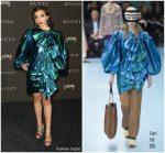 Rowan Blanchard  In Gucci  @ 2018 LACMA Art + Film Gala